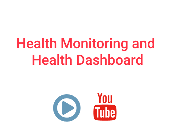 Health Monitoring and Health Dashboard